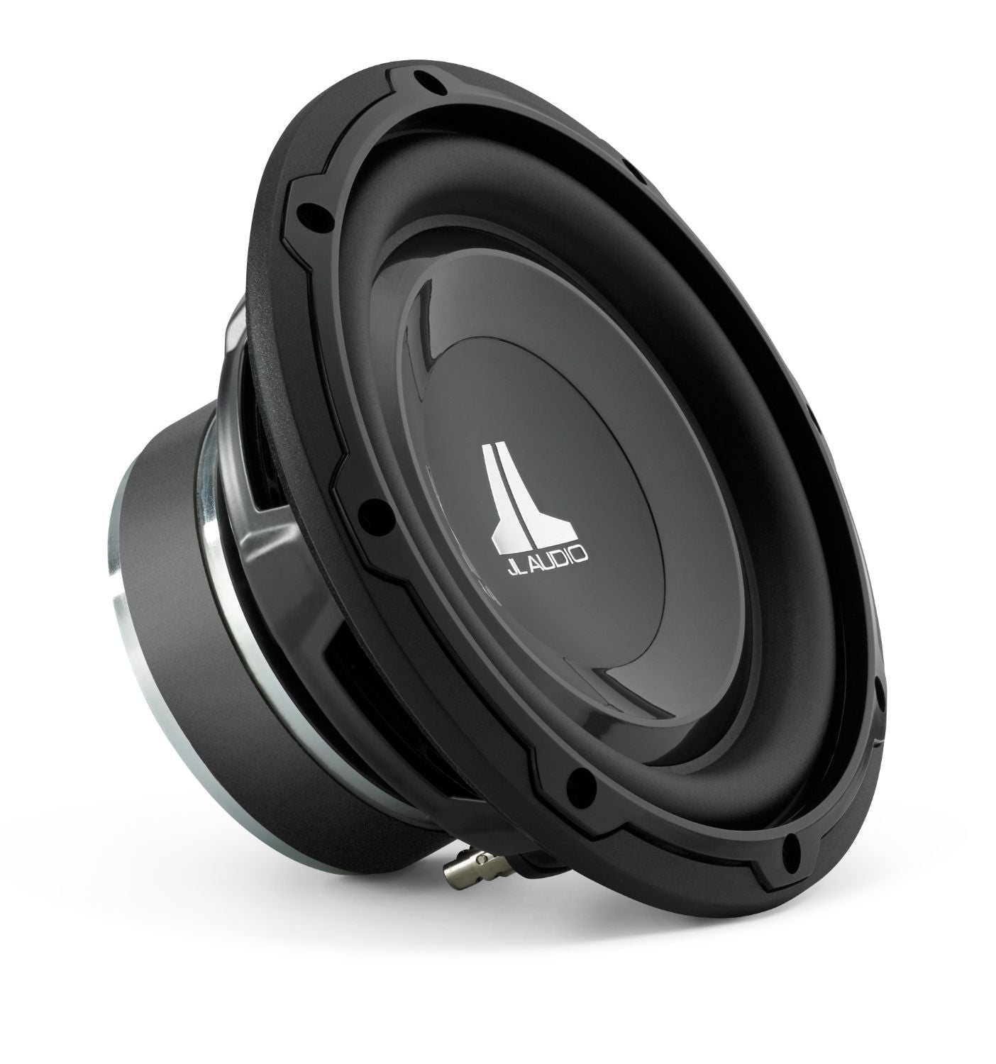 Rear of 8W1v3 Subwoofer Facing Left