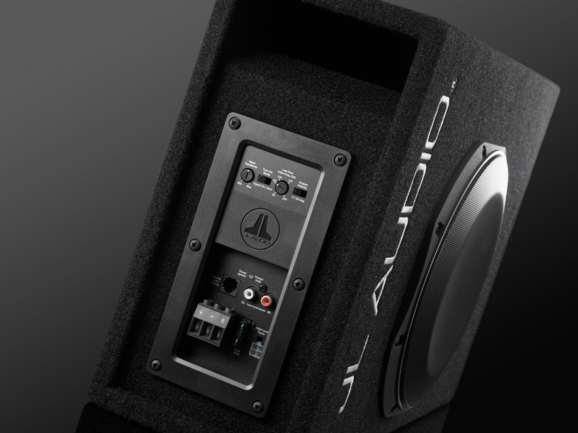 Detail of ACP110LG-TW1 Enclosed Subwoofer