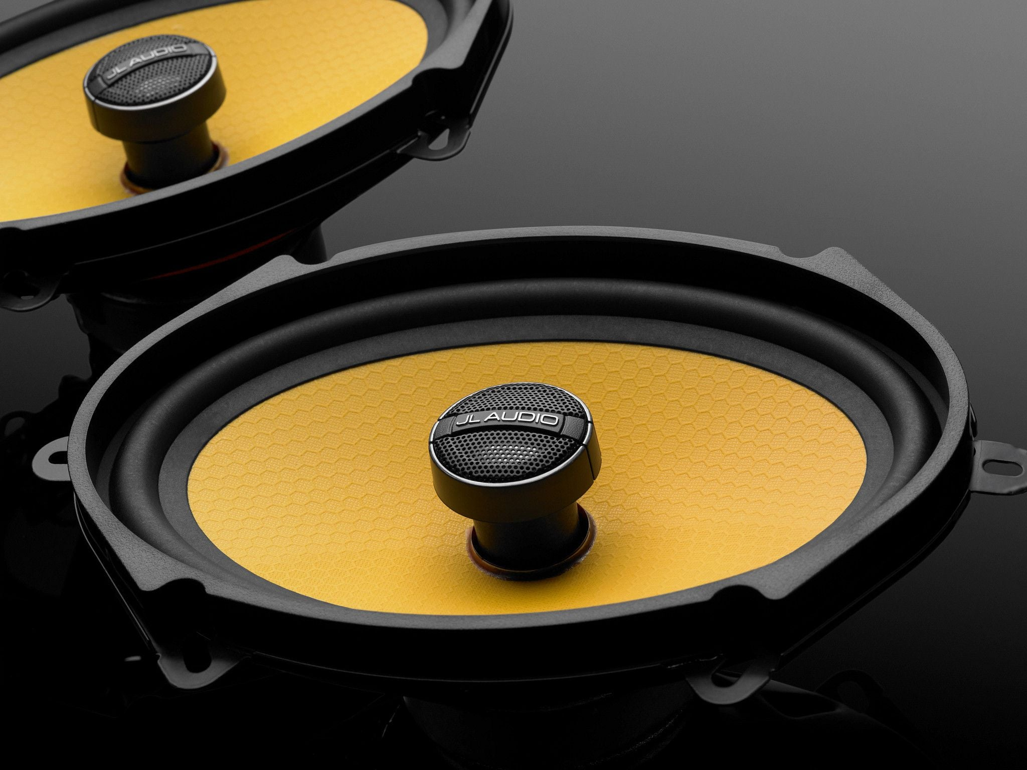 Detail of C1-570x Coaxial Speaker