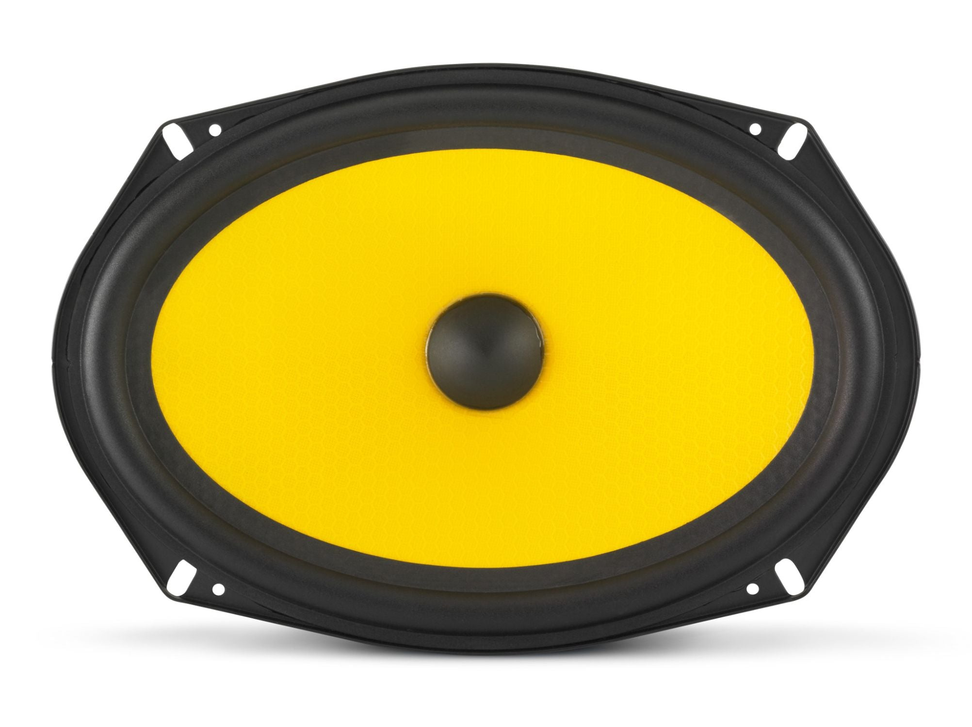 Front Overhead of C1-690cw Component Woofer