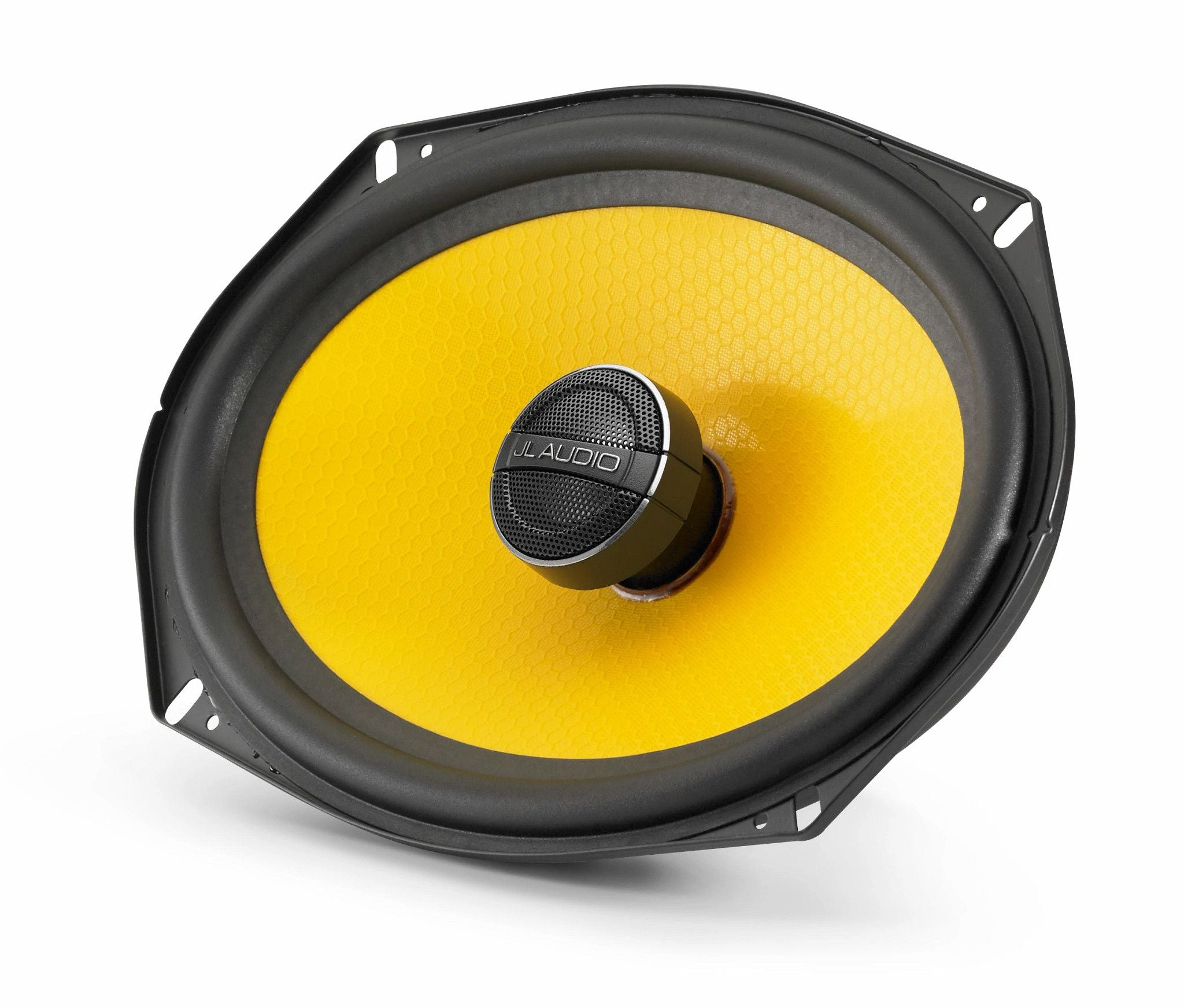 Front of C1-690x Coaxial Speaker Facing Left