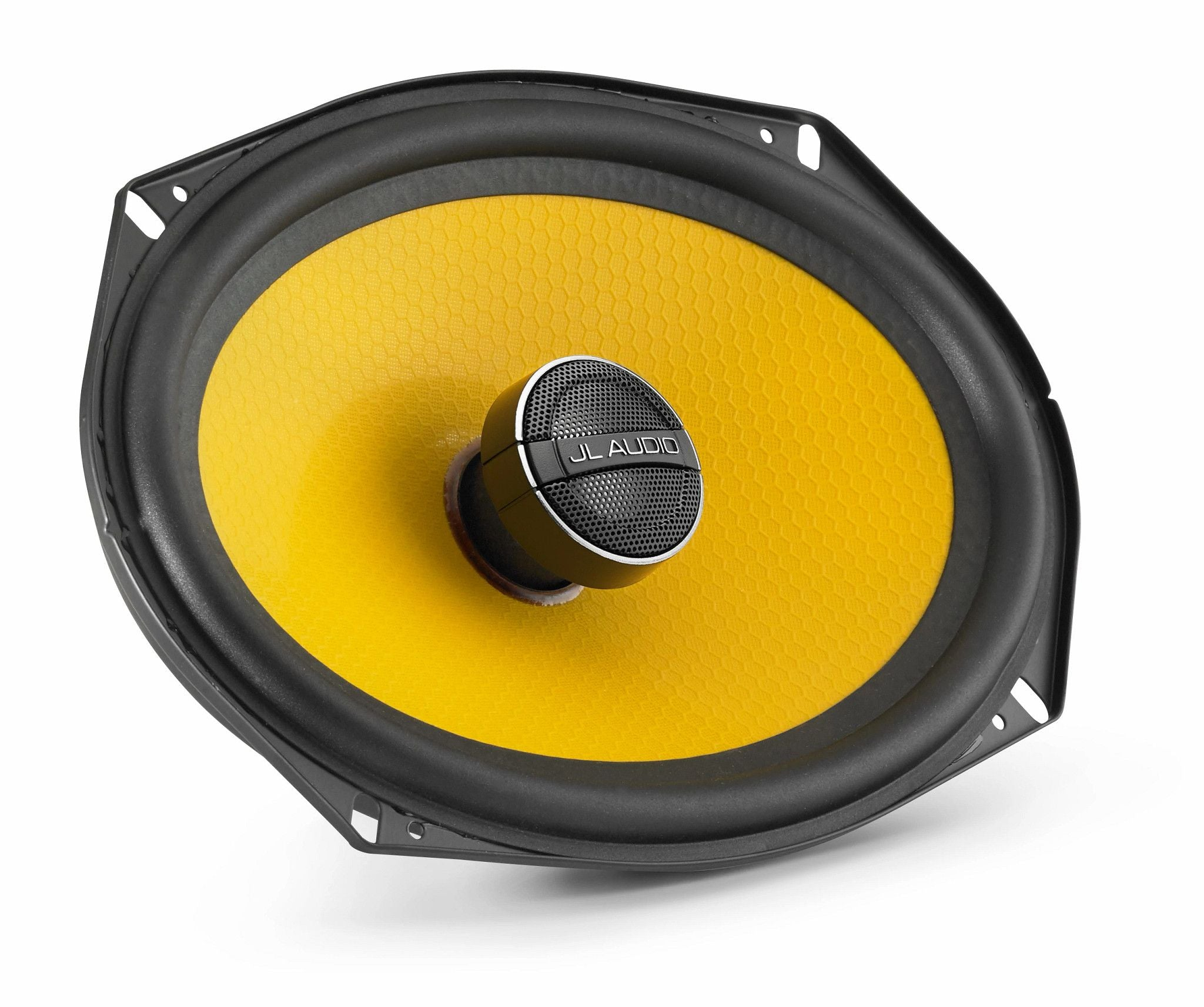 Front of C1-690x Coaxial Speaker Facing Right