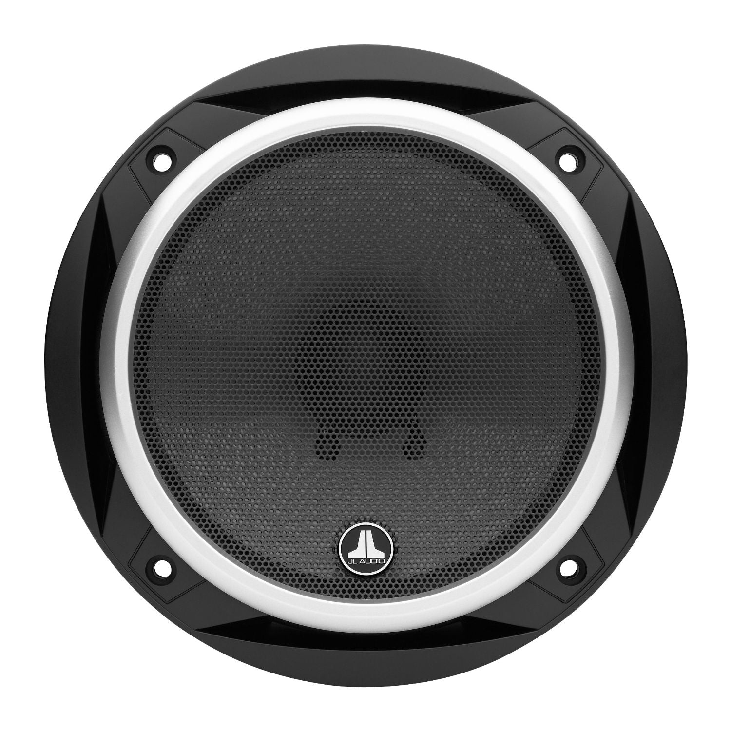 Front Overhead of C2-650 Component Woofer