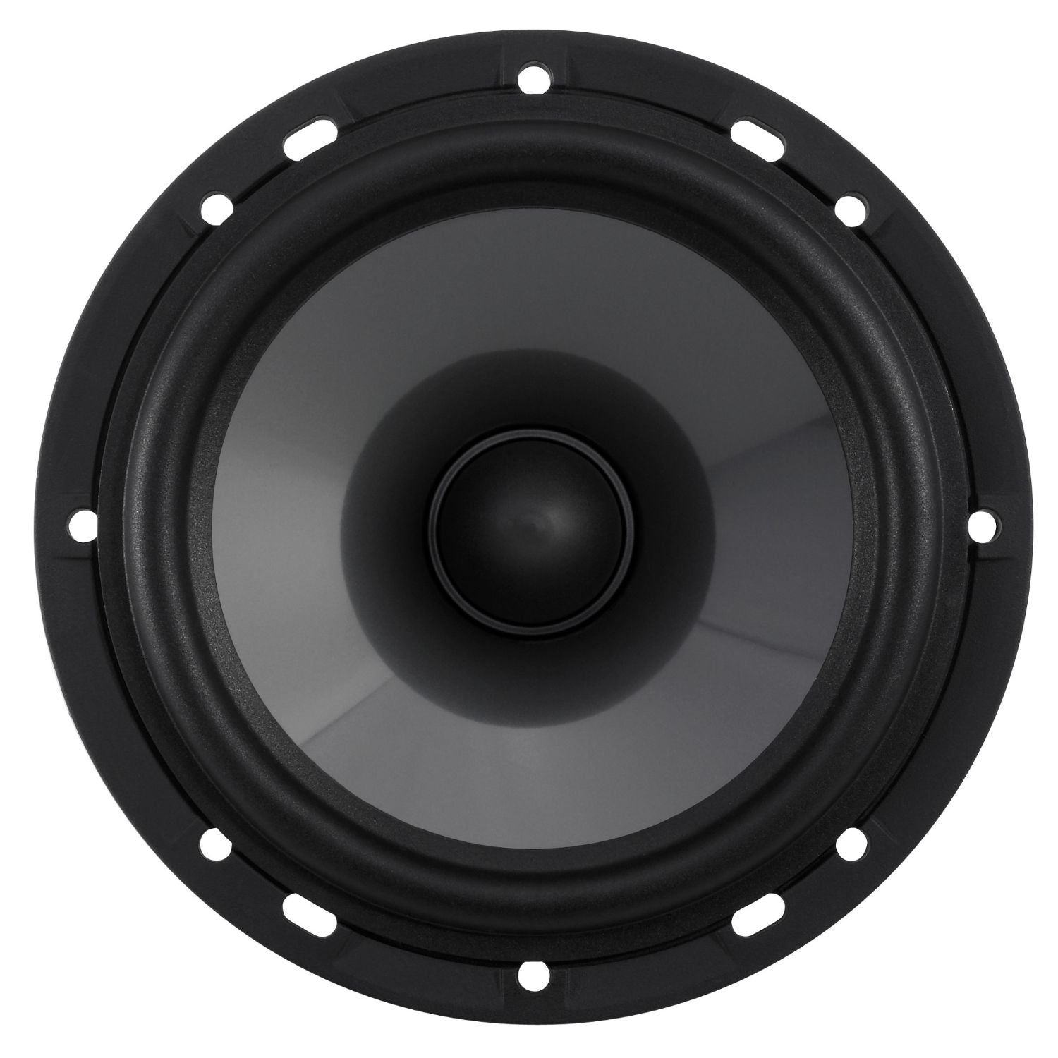 Front Overhead of C3-600 Component Woofer