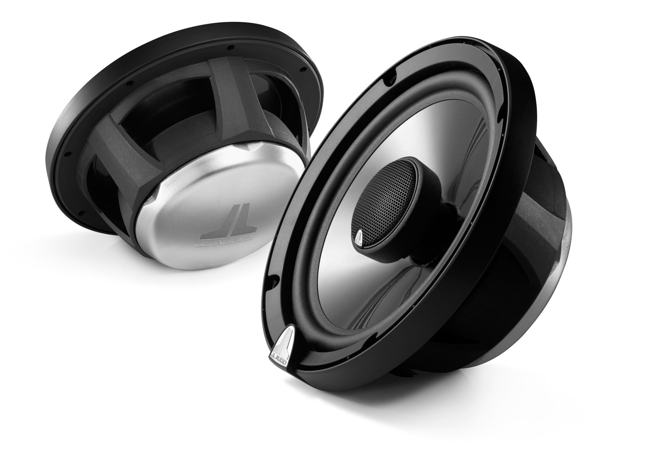 Pair of C3-650 Convertible Speaker as Coaxials