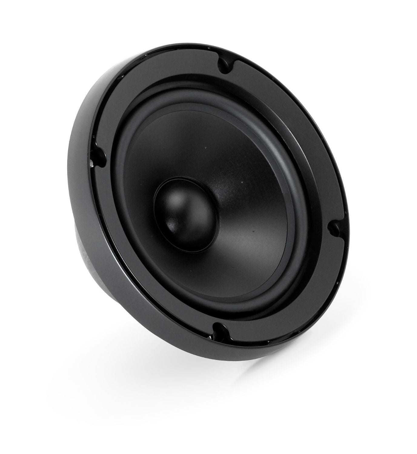 Front of C5-525 Component Woofer Facing Right
