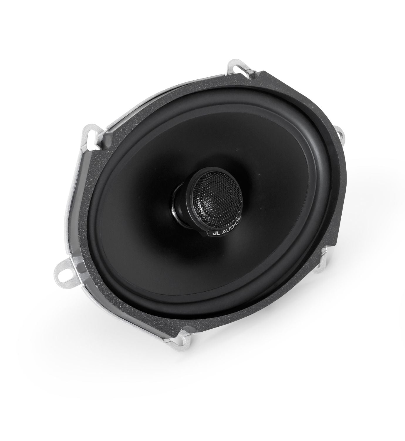 Front of C5-570x Coaxial Speaker Facing Right