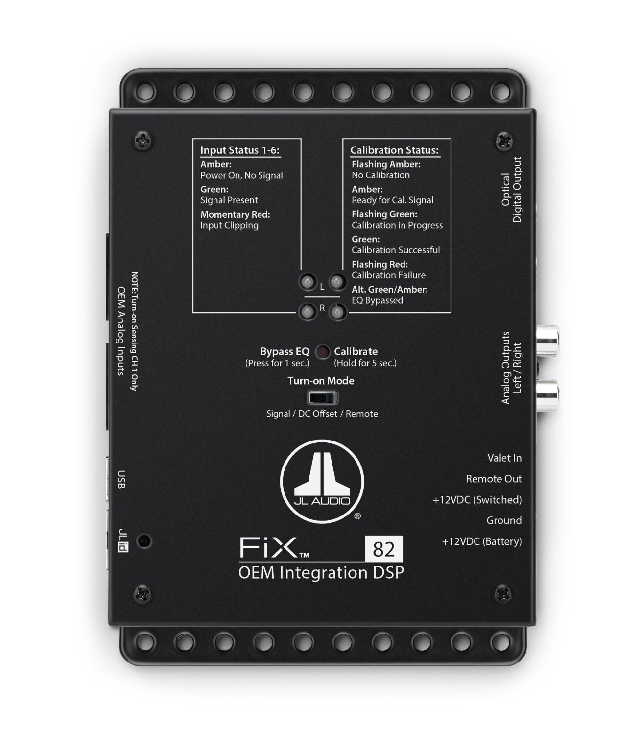 Front Overhead of FiX-82 Processor