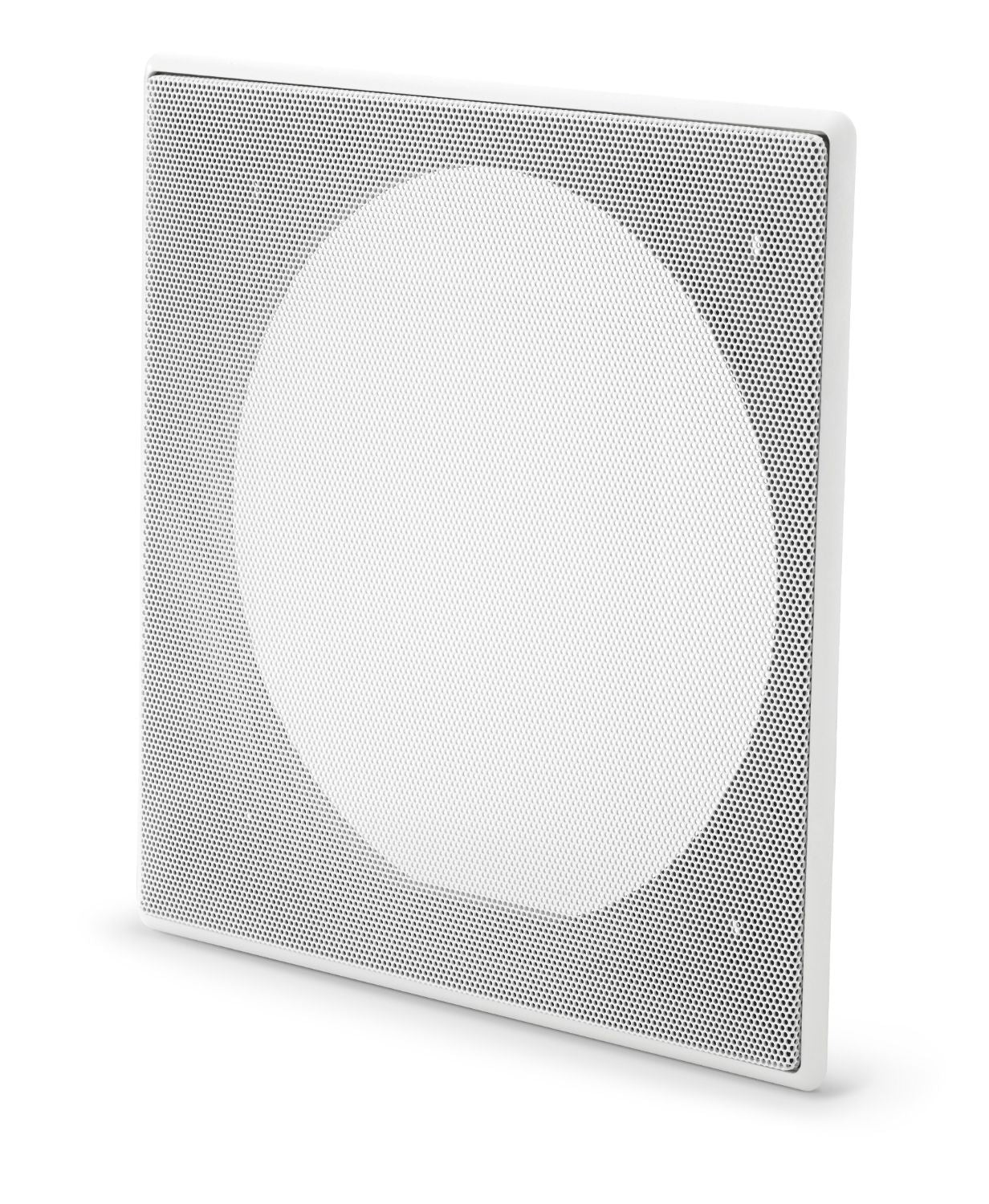 Front of IWG-108 In-Wall Grille Facing Left