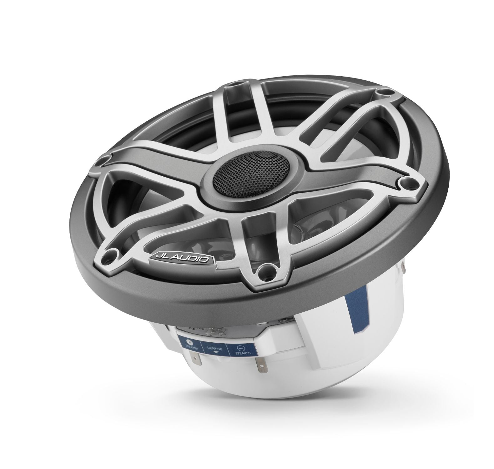 M6-770X-S-GmTi-i Coaxial Speaker Tilted