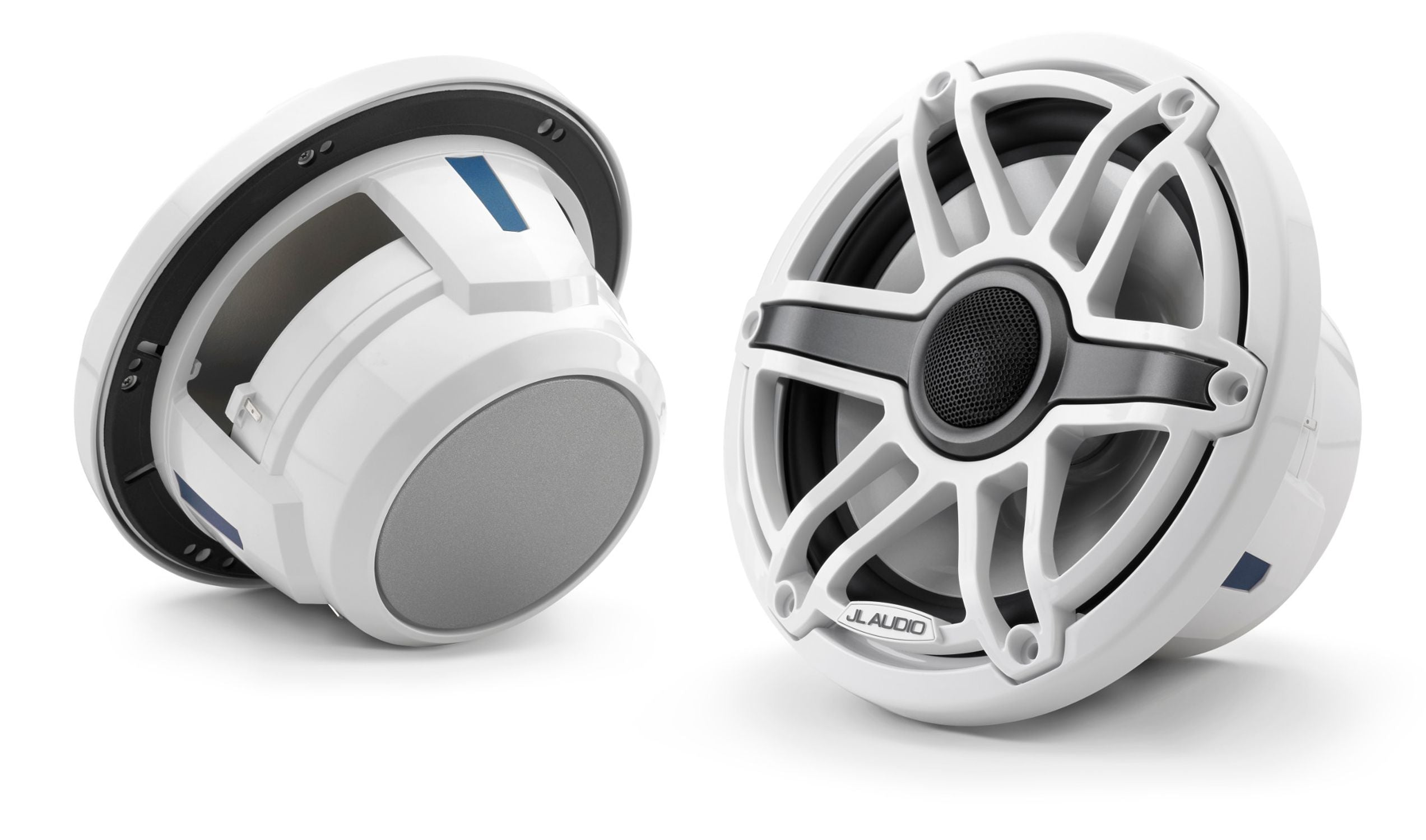 Pair of M6-770X-S-GwGw Coaxial Speaker