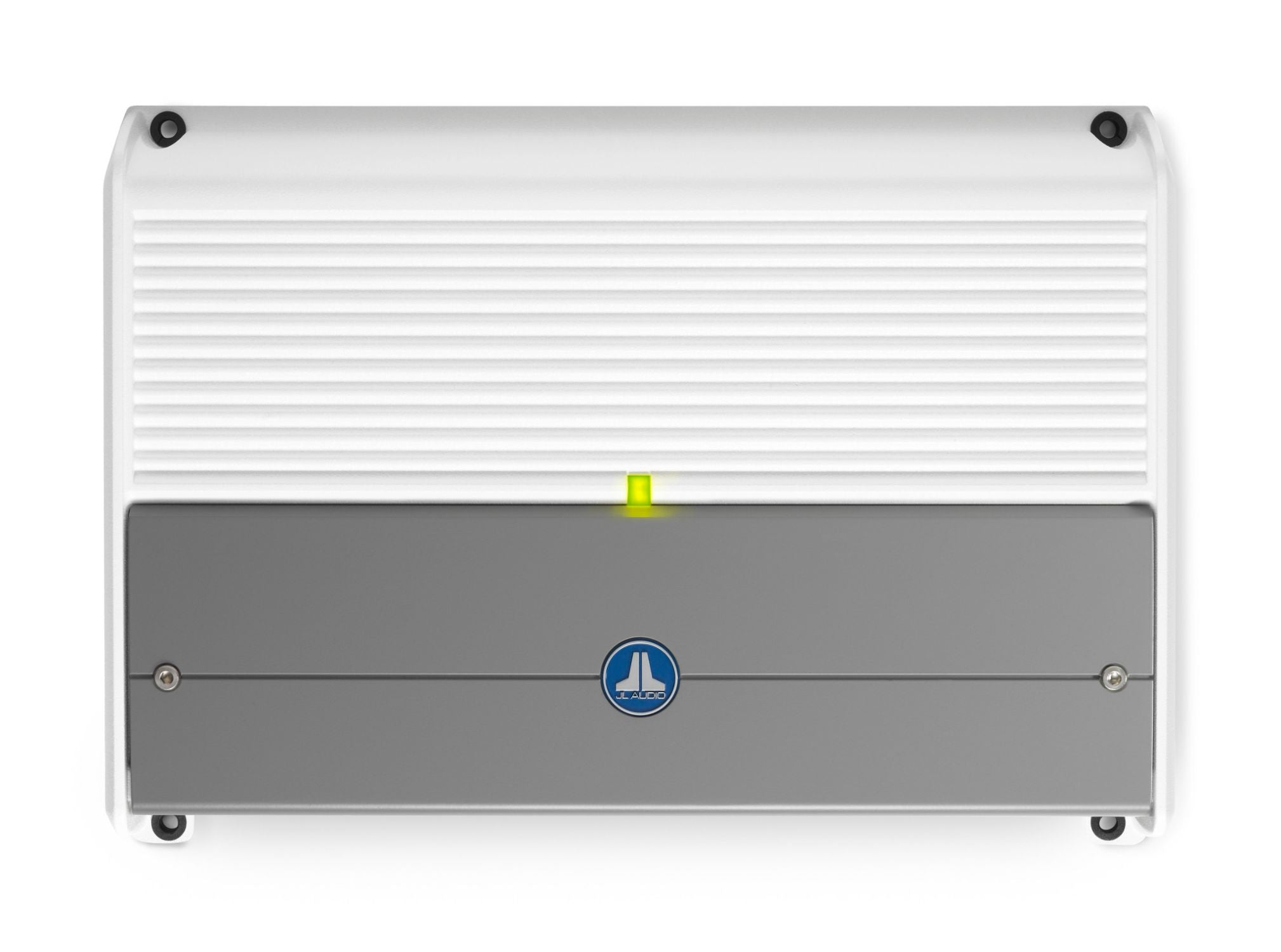 Front of M700/5 Amplifier Overhead with Control Panel Cover on