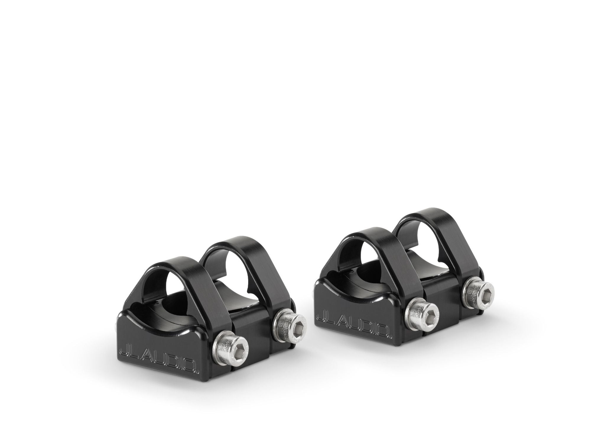 Pair of 3.250-inch Mounting Clamps Straight On