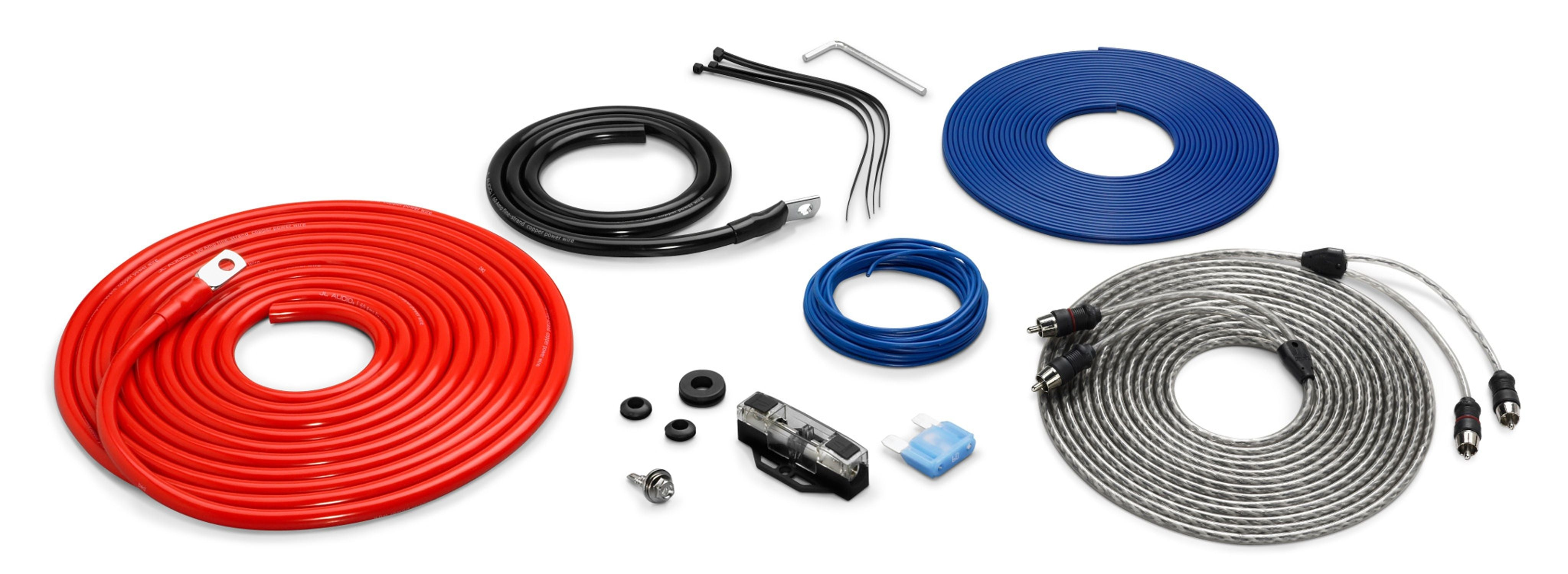 XD-ACS60 - Car Audio - Power Connections - Amplifier Connection Kits - JL  AudioJL Audio