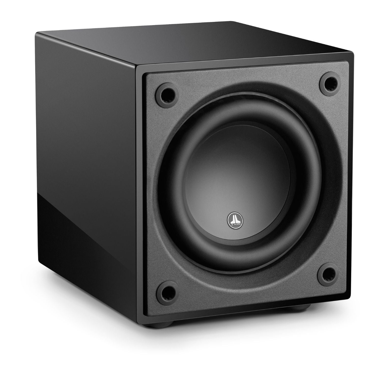 Front of d108-GLOSS Subwoofer Facing Right