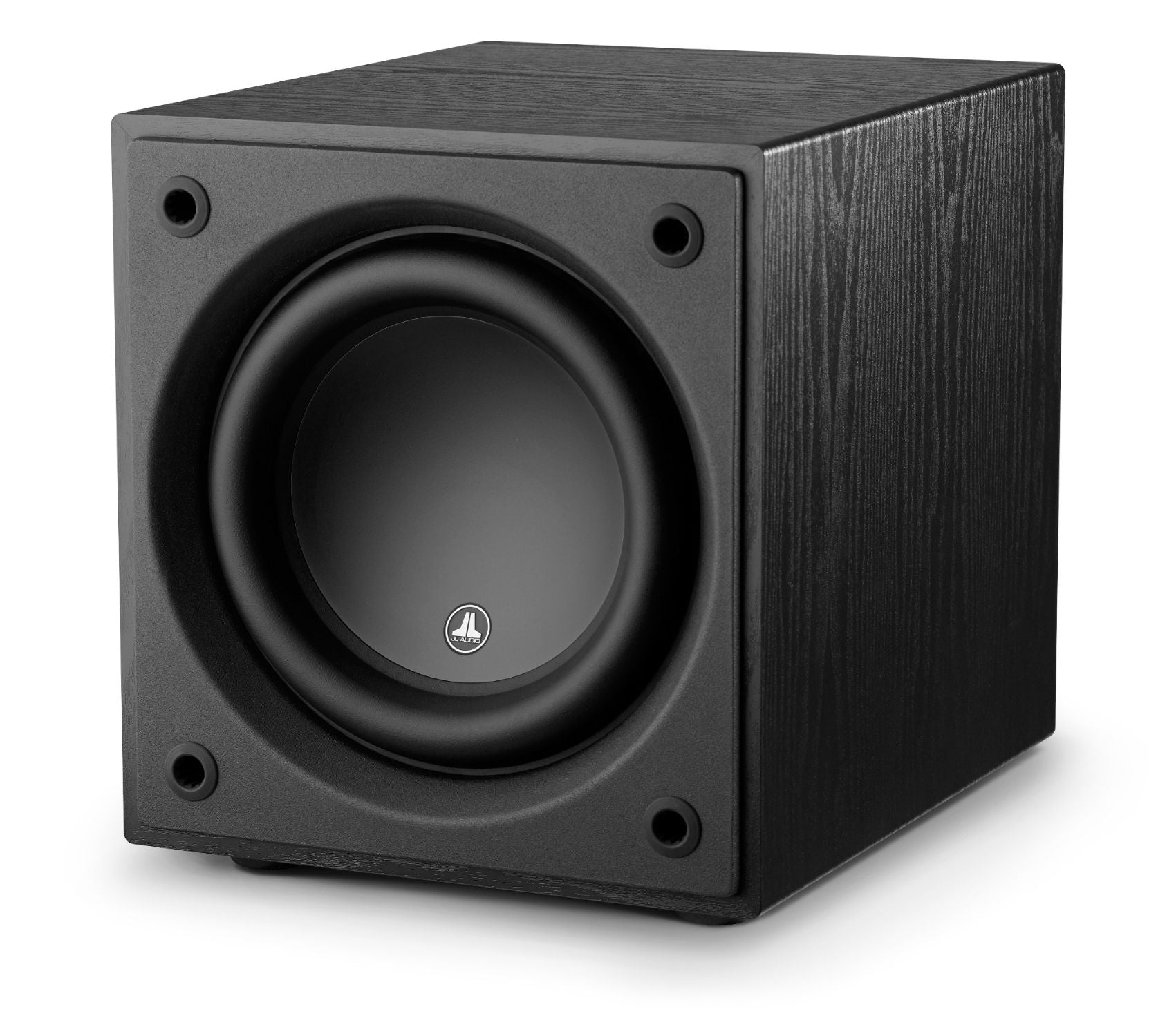 Front of d110-ASH Subwoofer Facing Left