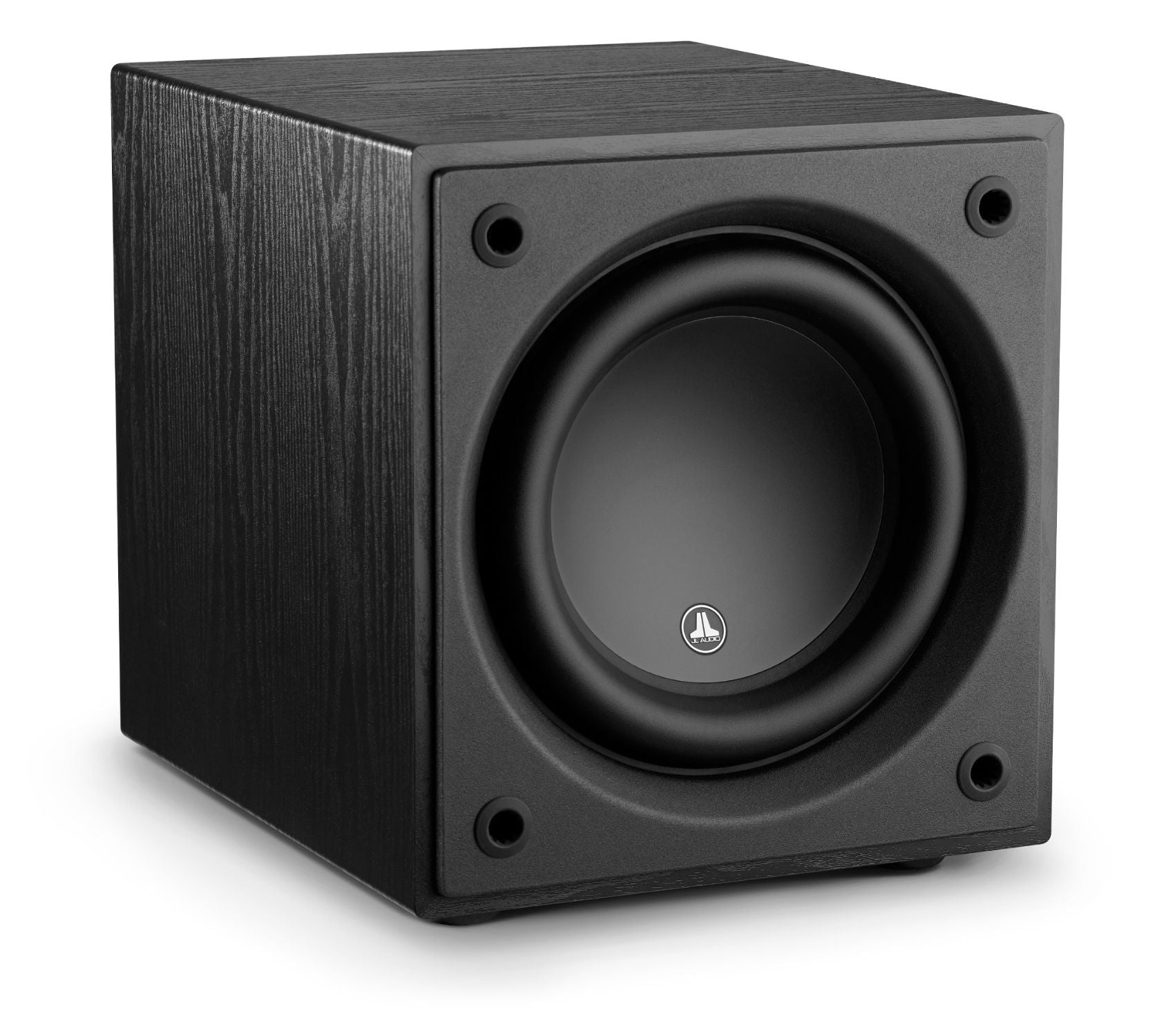 Front of d110-ASH Subwoofer Facing Right