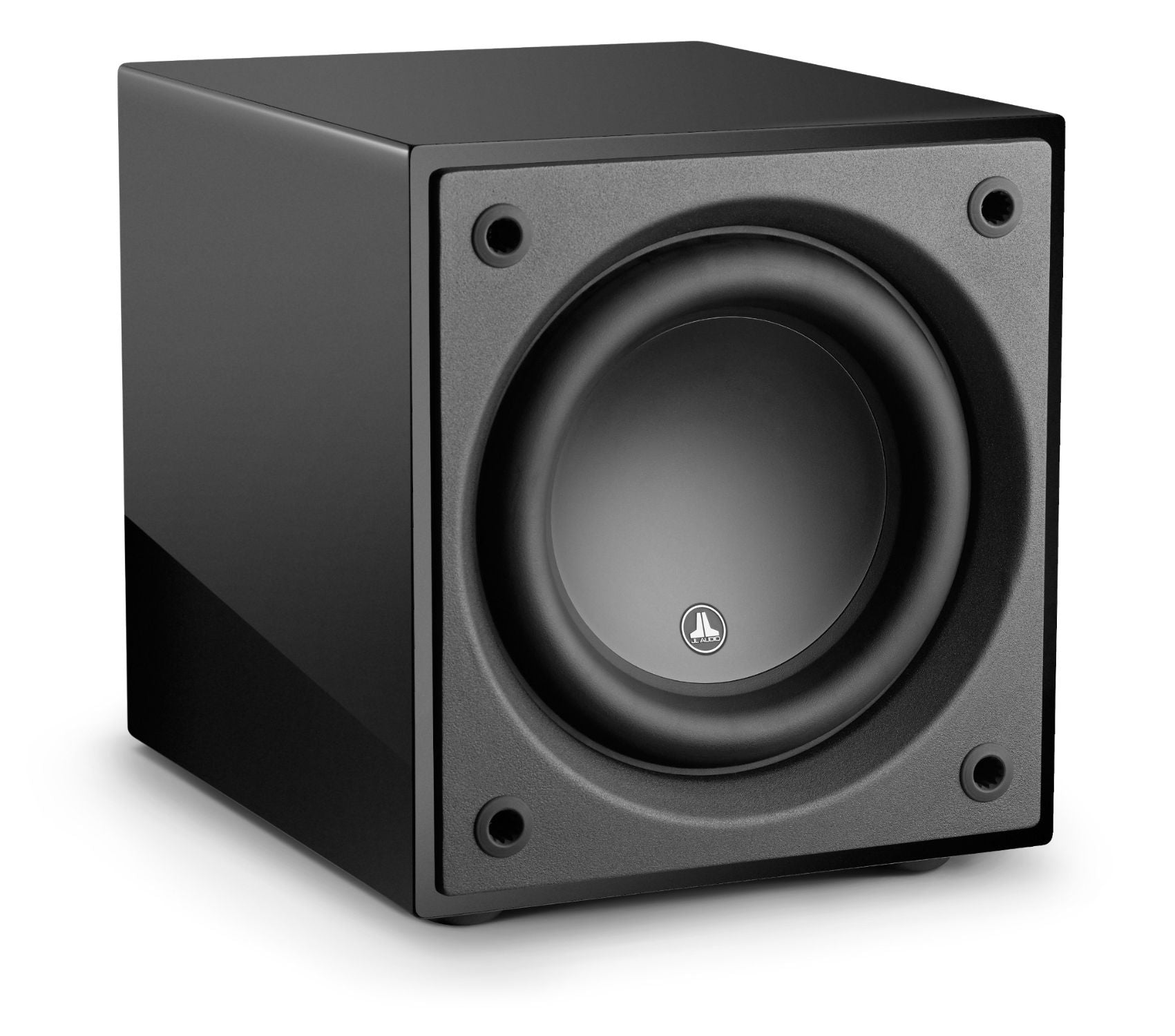 Front of d110-GLOSS Subwoofer Facing Right