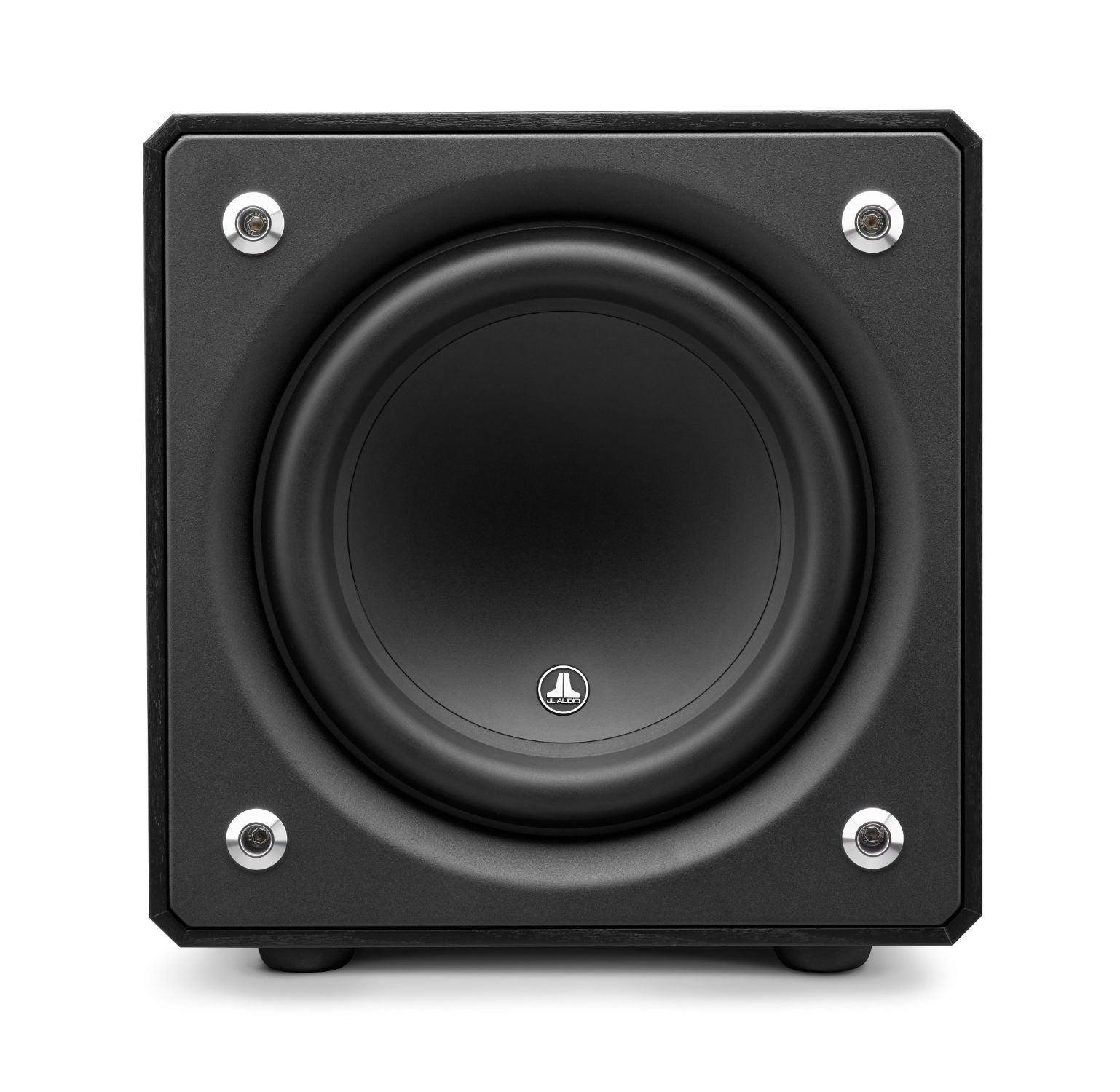 Front of e110-ASH Subwoofer Straight On