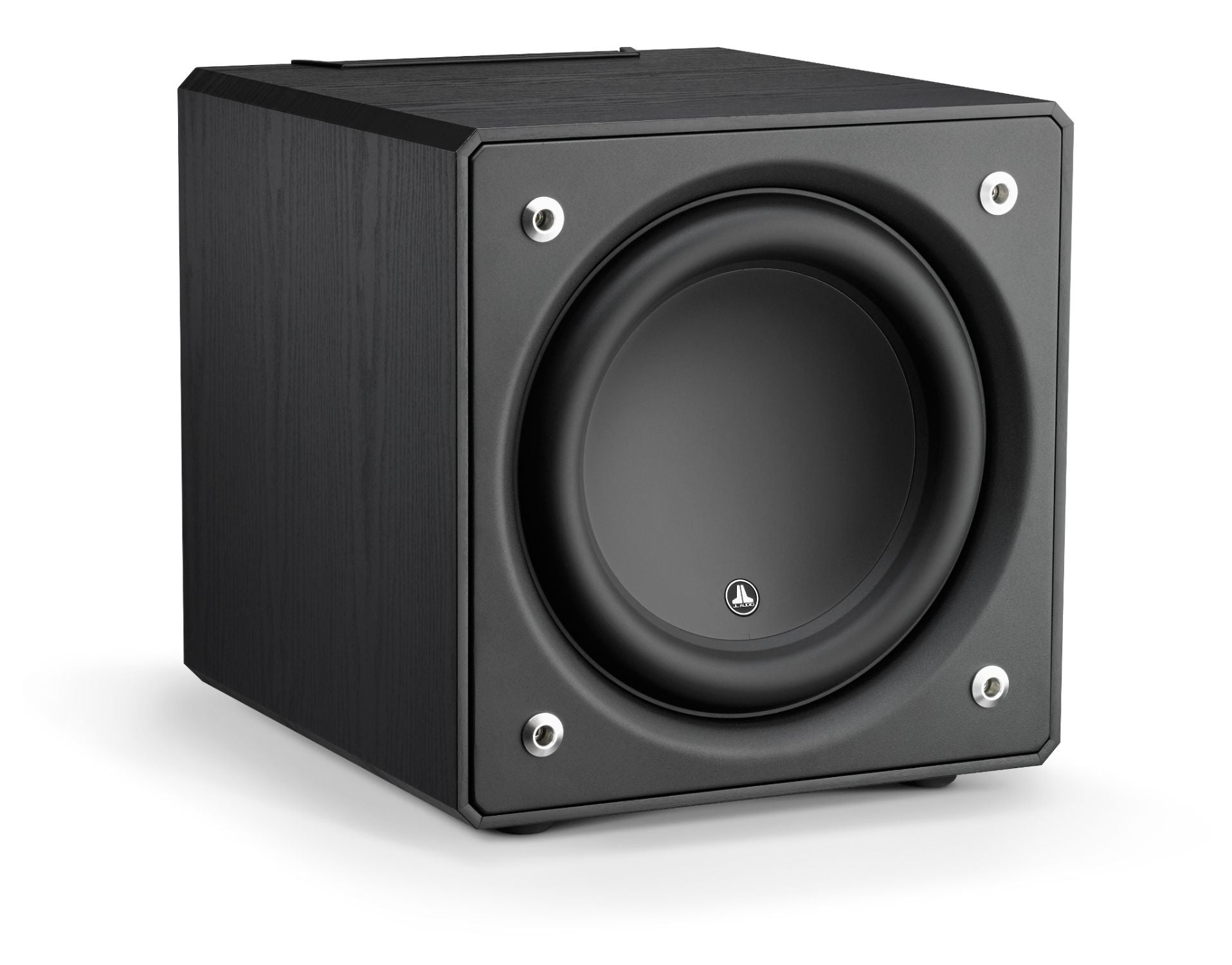 Front of e112-ASH Subwoofer Facing Right