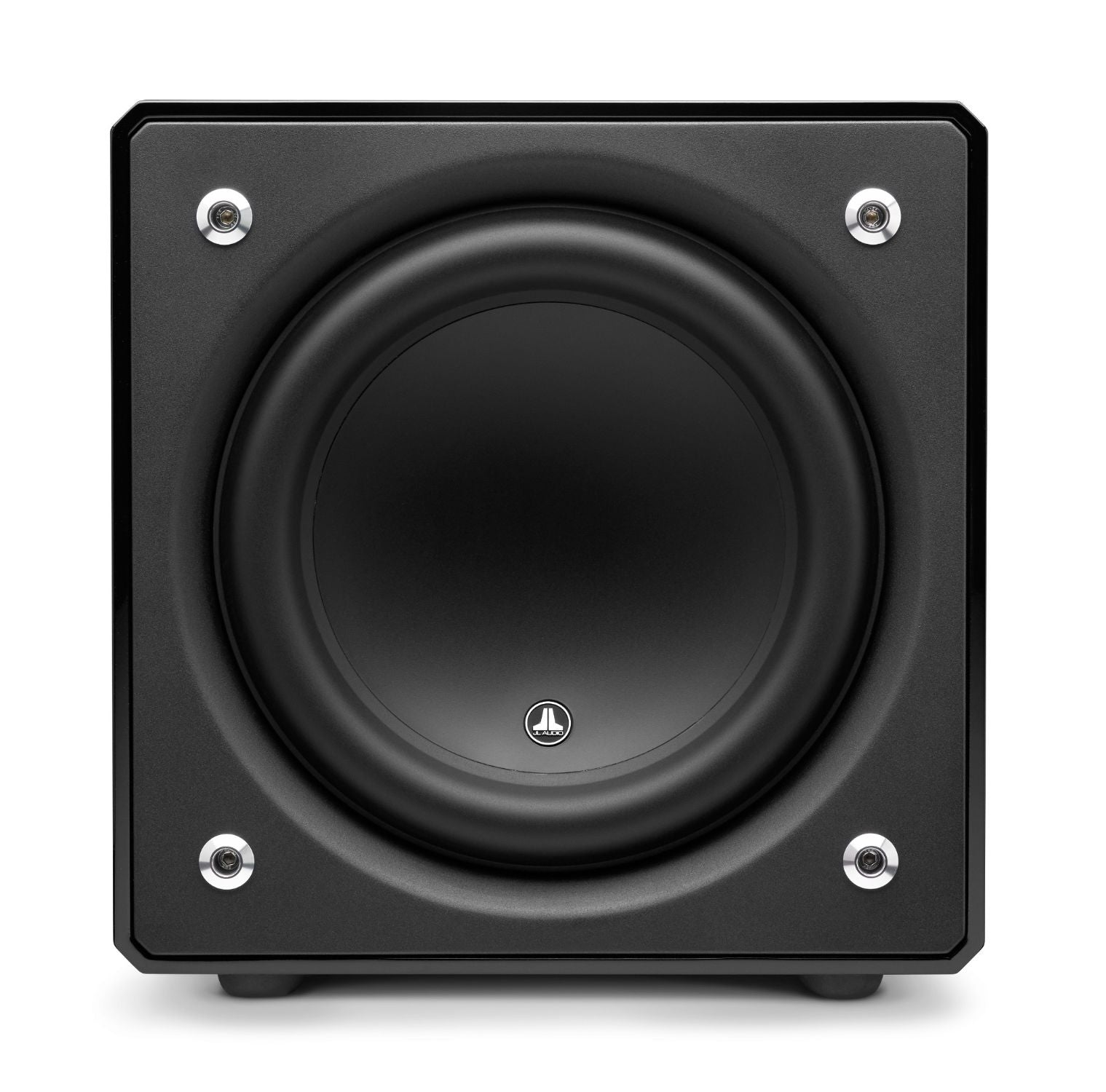 Front of e112-GLOSS Subwoofer Straight On