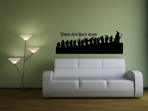 Hobbit and Company Wall Art