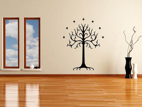 Tree of Gondor Tolkien Wall Art