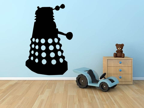 Doctor Who Dalek Exterminate Wall Art