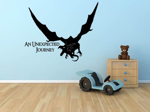 The Hobbit, and Unexpected Journey Wall Art