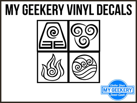 Avatar_Last_Air_Bender_Vinyl_Decal