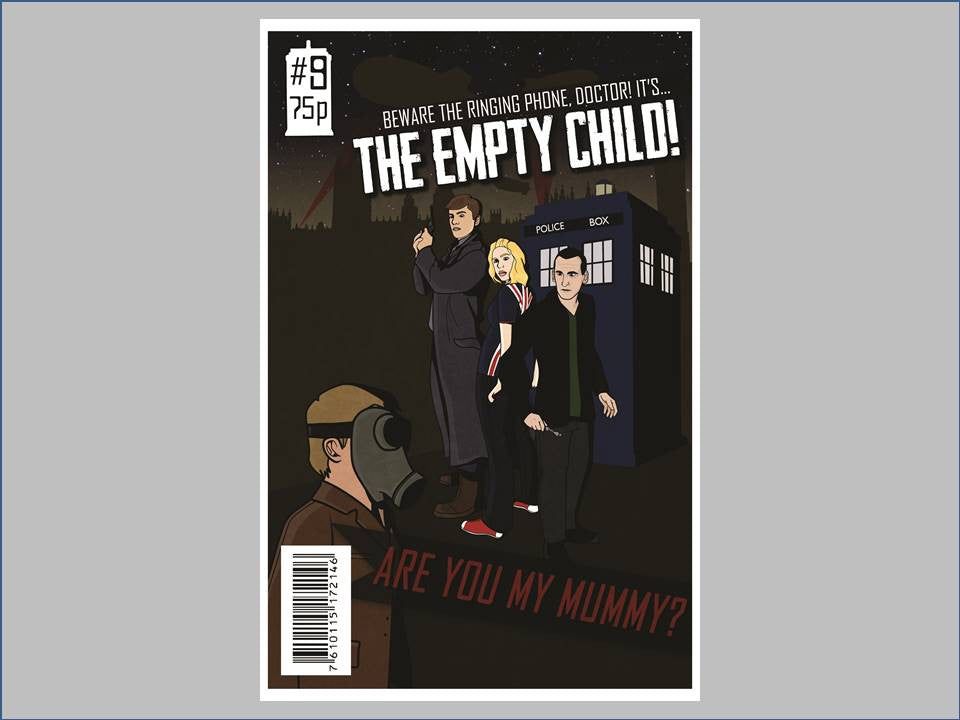 Doctor Who: The Empty Child poster