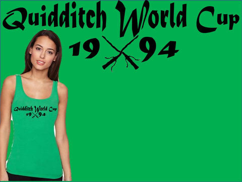 Quidditch World Cup Tank Top
