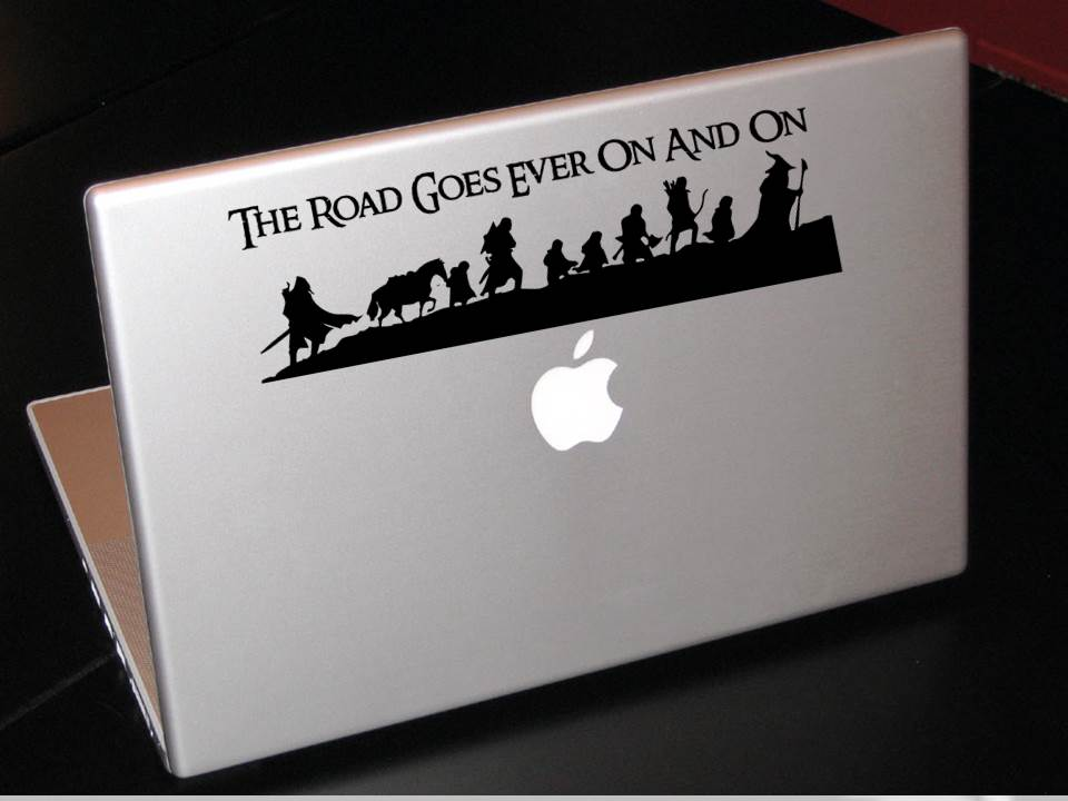 Fellowship of the Ring Decal