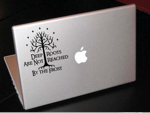 Deep Roots decal