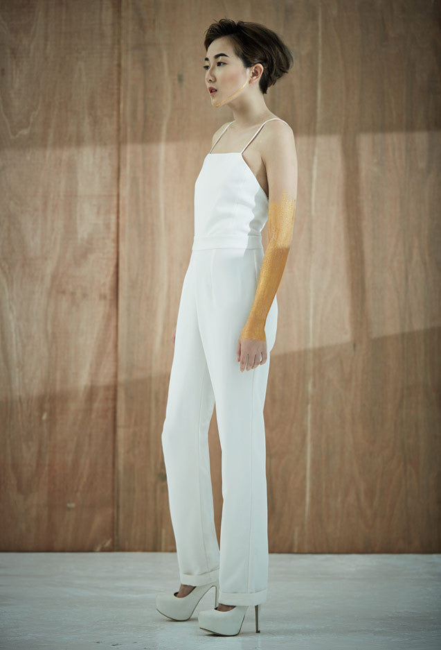 Via Jumpsuit <span> NEW </span>