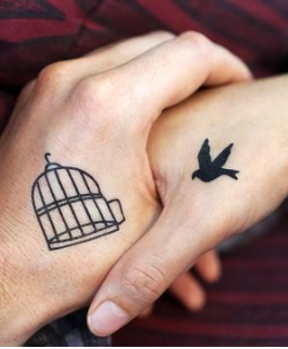The Flight Of The Bird Tattoo