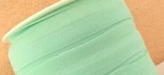 1 Yard -  7/8 inch ELASTIC  - MINT GREEN