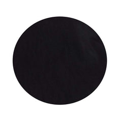 "9"" Round Tulle Circles - Set of 25 pieces -  COLOR: BLACK"