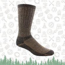 Load image into Gallery viewer, Outdoorsman Alpaca Socks