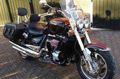 Triumph Rocket 3 Supercharger Conversion