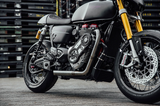 Triumph Thruxton R Supercharger Conversion