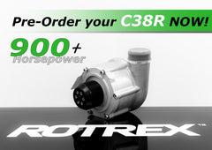 Rotrex C38R Supercharger Pre Order Campaign