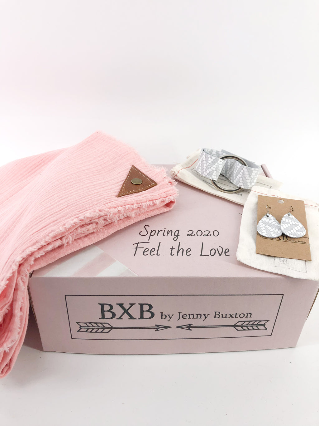 Limited Edition- Spring Blanket Scarf Box
