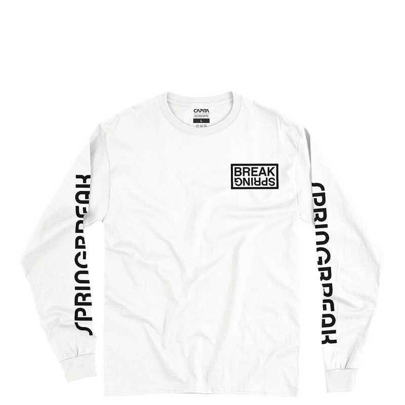 Spring Break Long Sleeve Tee