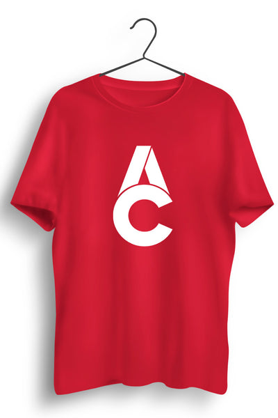 AC Logo Tshirt - Chest Print