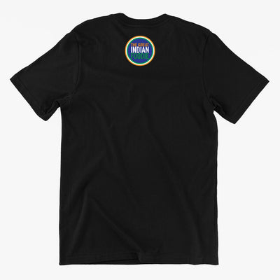 Lockdown Shape Black Tshirt