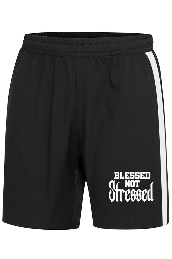 Blessed not Stressed Black Combo