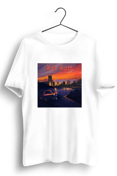Kit Katt album cover White Tshirt