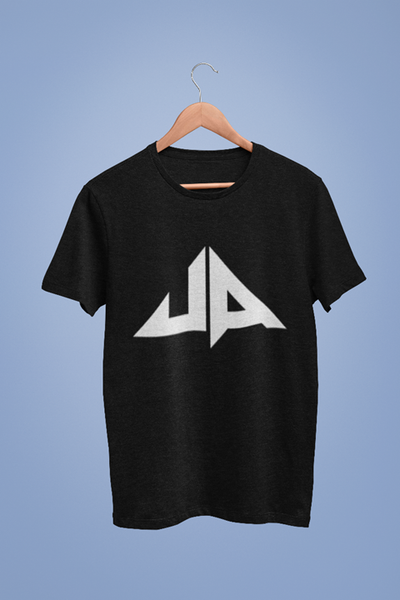 Underground Authority Band Logo T-Shirt Black