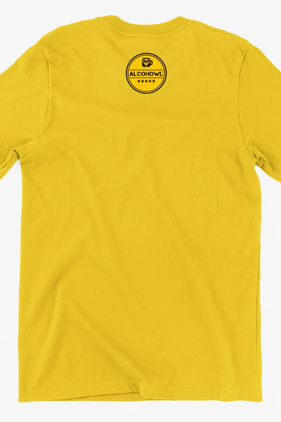 Make it Malt Yellow Tshirt